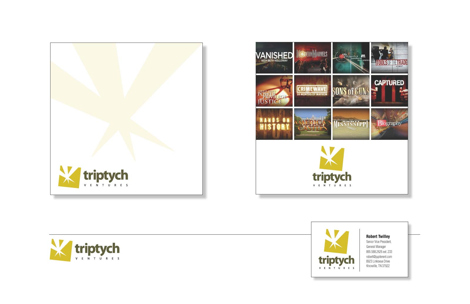 Tryptych Ventures